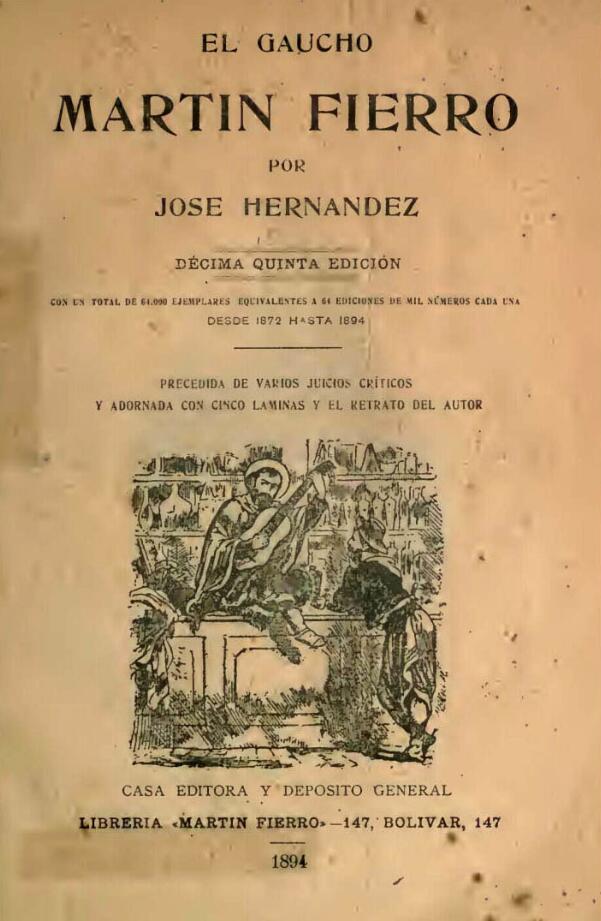 Literature of Argentina
