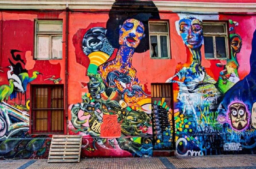 Art in Chile