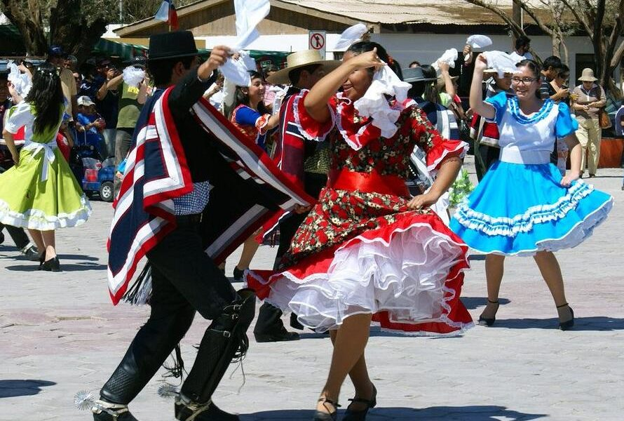 Dance in Chile