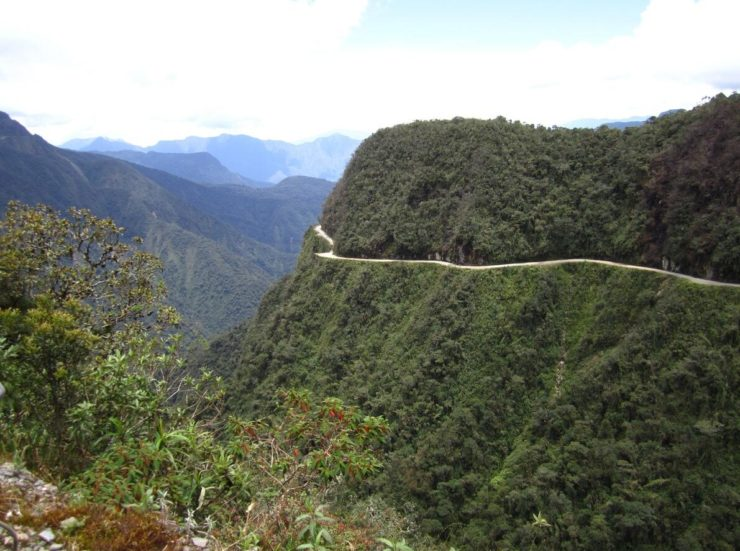 The Yungas Road