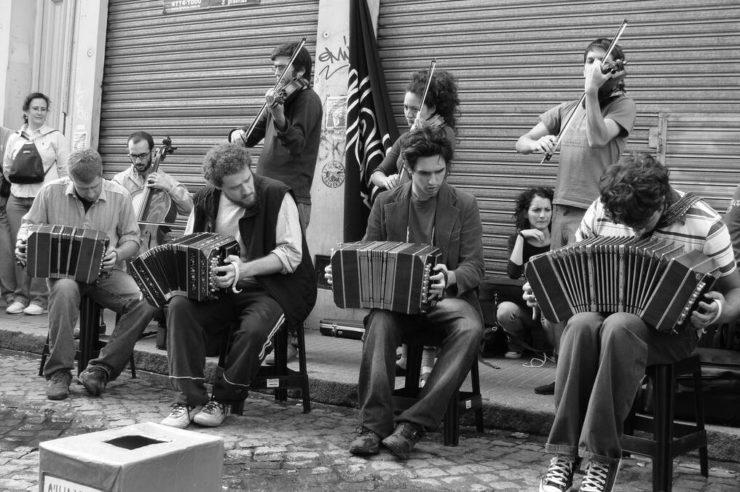 Music in Argentina