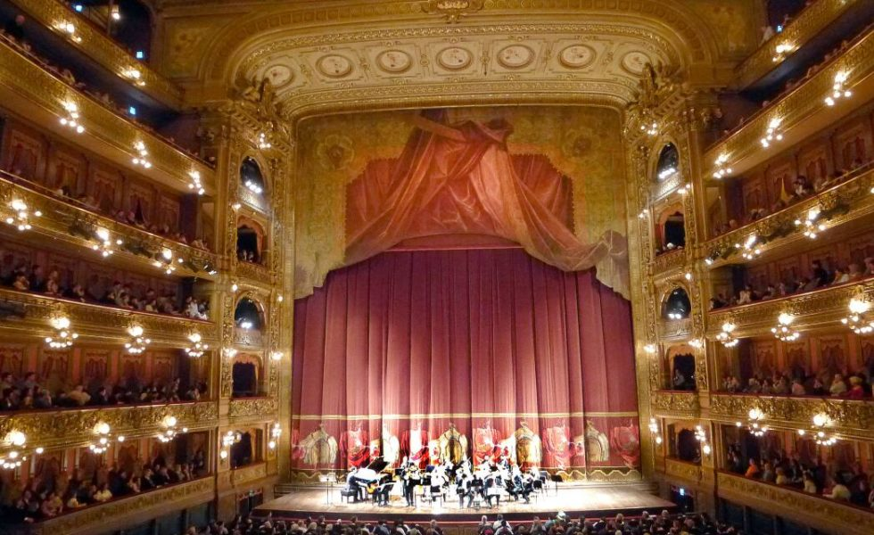Theater in Argentina
