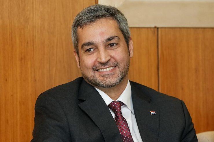 Mario Abdo Benítez, President of Paraguay