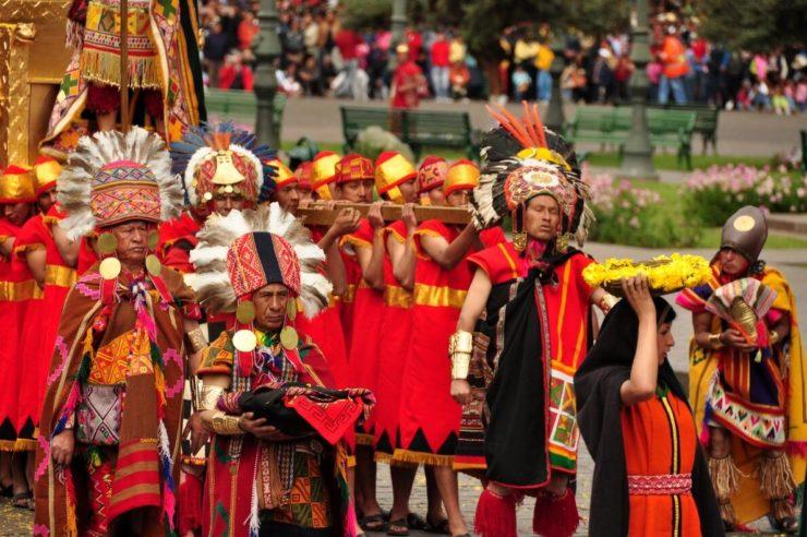 The Inca Ceremony