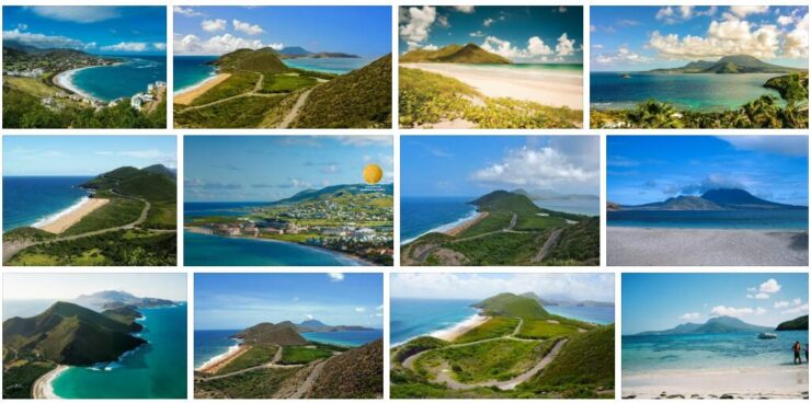 Saint Kitts and Nevis - Caribbean