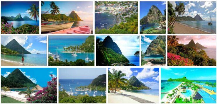 St. Lucia - Caribbean