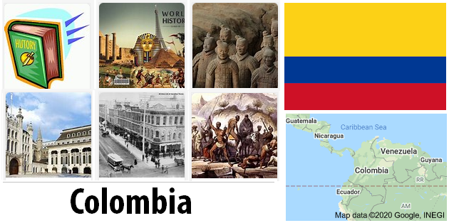 Colombia Recent History