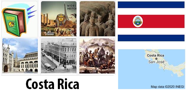 Costa Rica Recent History