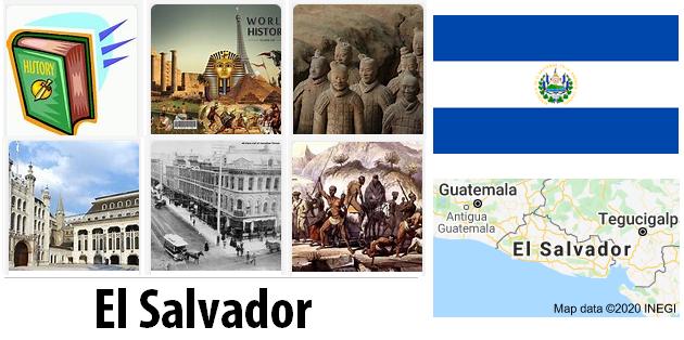 El Salvador Recent History