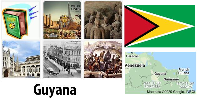 Guyana Recent History