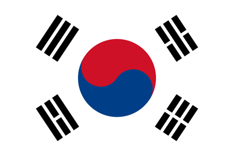 South Korea Emoji flag