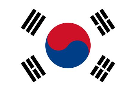 South Korea Emoji flag