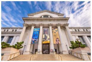 Museer i Washington DC