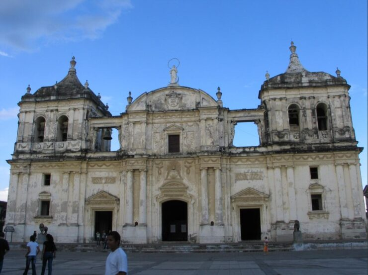 Cathedral of León Nicaragua