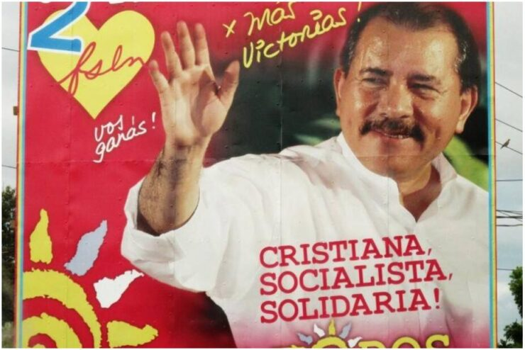 Daniel Ortega First and Second Term of Presidency
