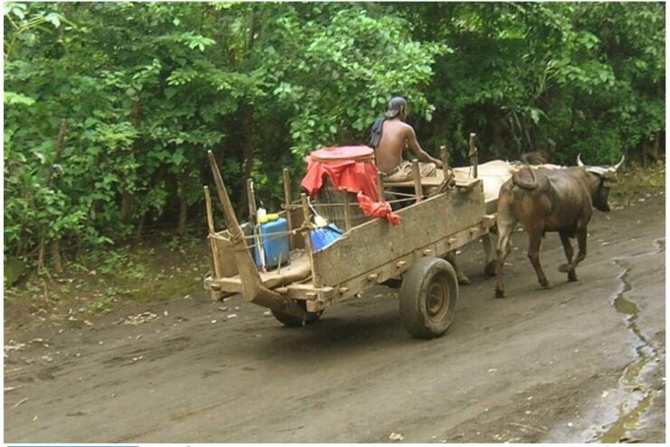 Nicaragua Adapted technology in transport