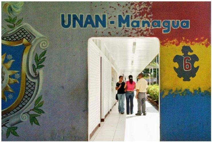 Nicaragua National University campuS