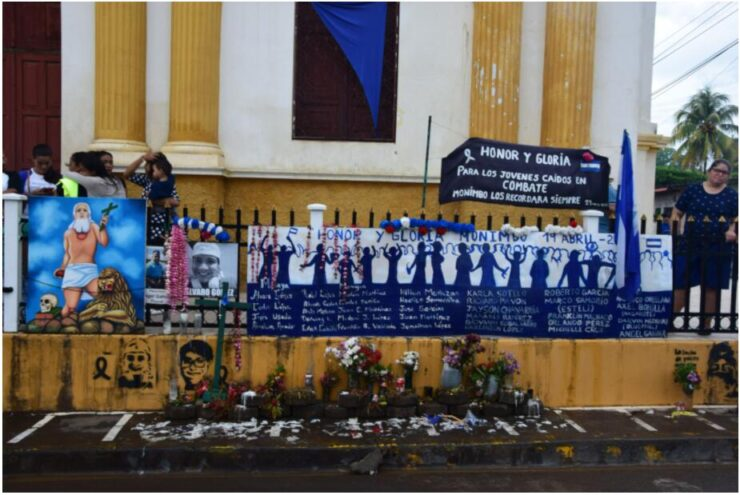 Nicaragua Protests against the Government Part III