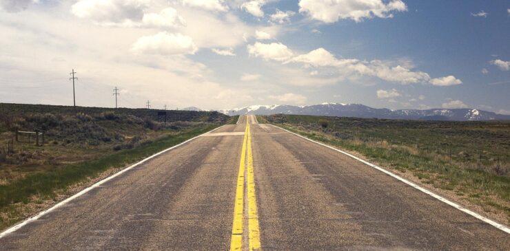 Roadtrip in the USA