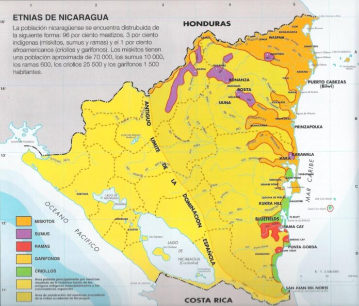 Atlas Básico Ilustrado de Nicaragua y el Mundo