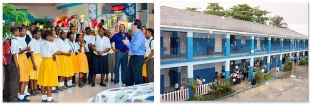 Bahamas Schools
