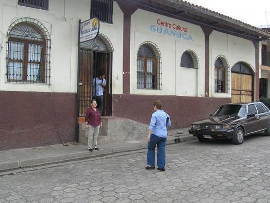 Nicaragua Cultural center of the women's organization