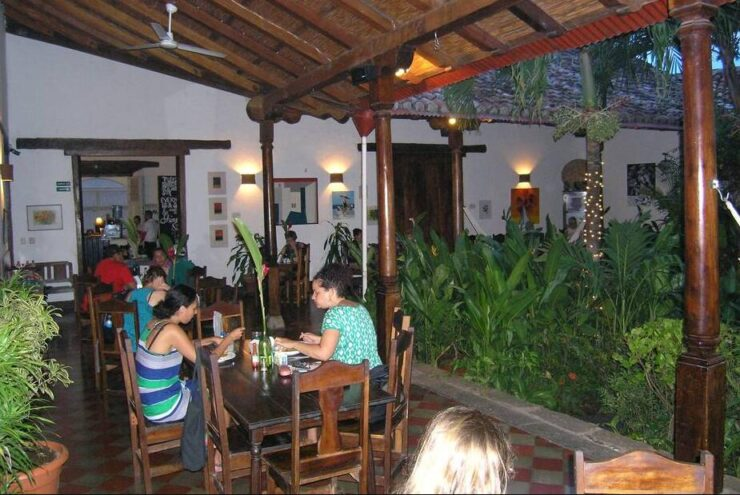 Nicaragua Security for foreigners