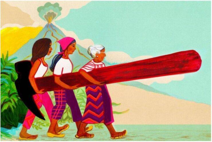 Nicaragua Women at work