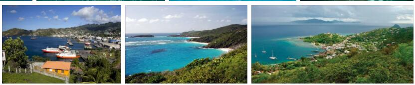 St. Vincent and the Grenadines Travel Overview