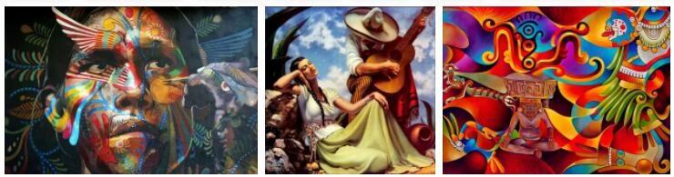 Mexico Arts