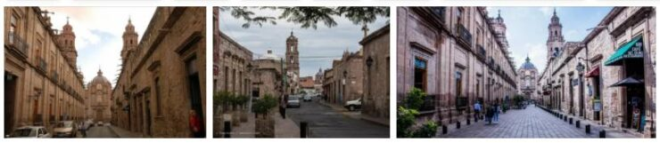 Old Town of Morelia