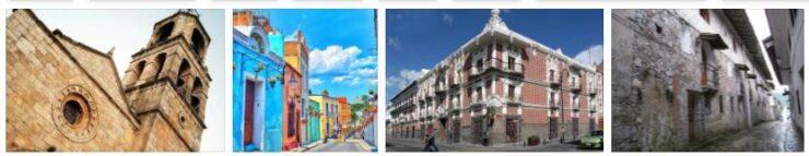 Old Town of Puebla