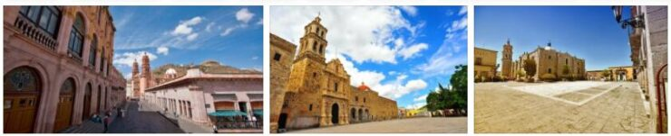 Old Town of Zacatecas