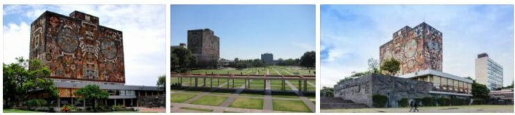 University of Mexico City (World Heritage)
